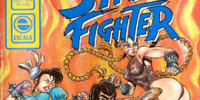 Street Fighter (Brazilian comics)