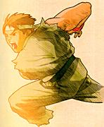 Ryu (MvC2 Hyper Combo)