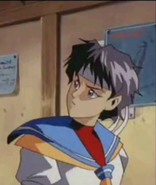 Sakura Kasugano In Street Fighter Cartoon
