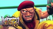 Ultra Street Fighter 4 - Rolento Trailer TRUE-HD QUALITY
