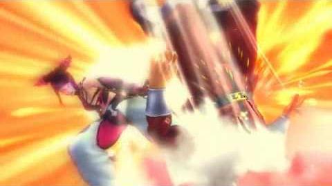 Super Street Fighter 4 - Juri Ultra 2 Kaisen Dankairaku