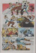 Guile Malibu comics 3