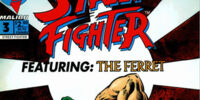 Street Fighter (Malibu Comic) Issue 3