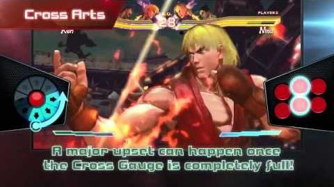 Street Fighter X Tekken Gamescom 2011 Trailer HD