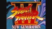 Street Fighter 3 New Generation OST Jazzy NYC Underground Edit (Theme of Alex)