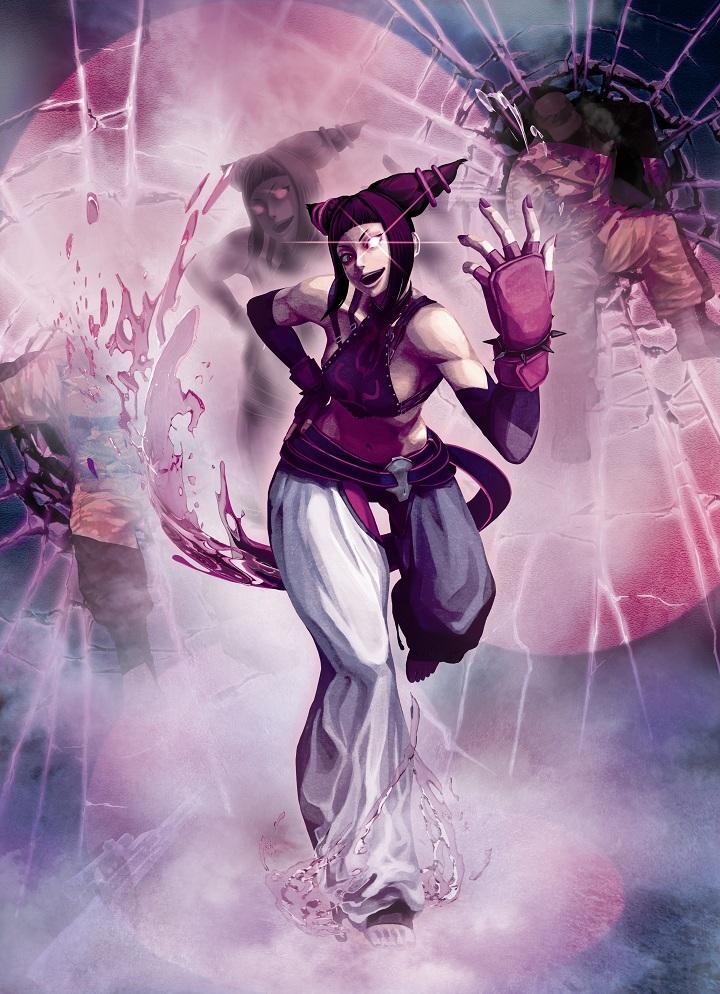Juri - The Street Fighter Wiki - Street Fighter 4, Street Fighter ...