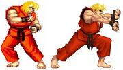 Ken HD Remix Comparison