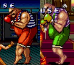 R  Bear R Bear Streets Of Rage 2