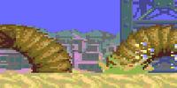 Giant Sandworm