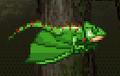 Flying Chameleon