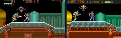Arcade - Genesis. Native Resolutions
