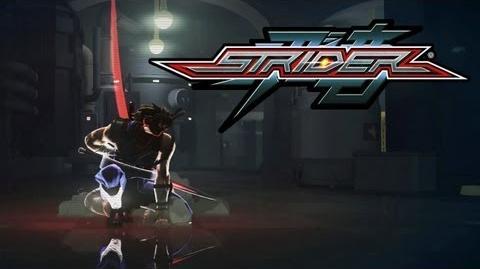 Strider - Announce Trailer-0