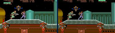 Arcade - x68000. Native Resolutions