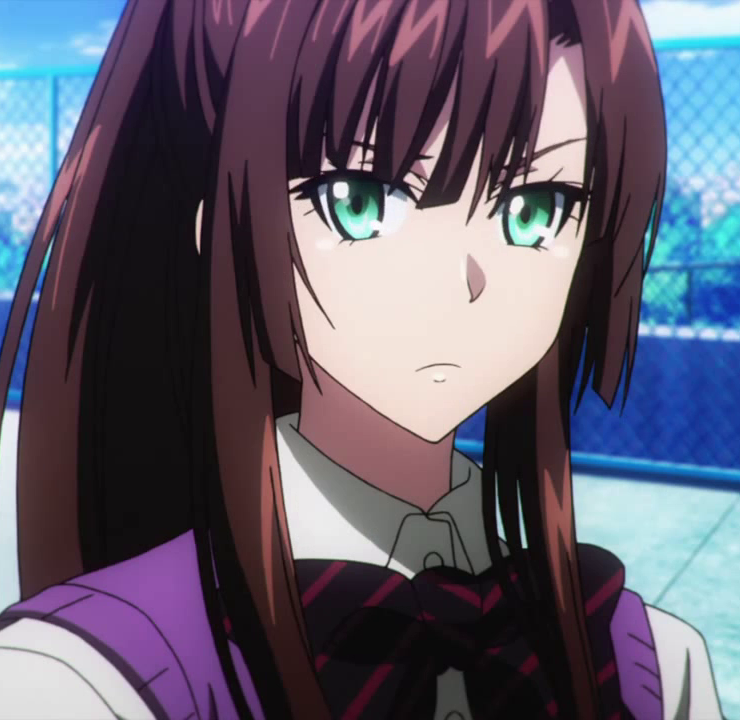Strike The Blood Yukina Hot