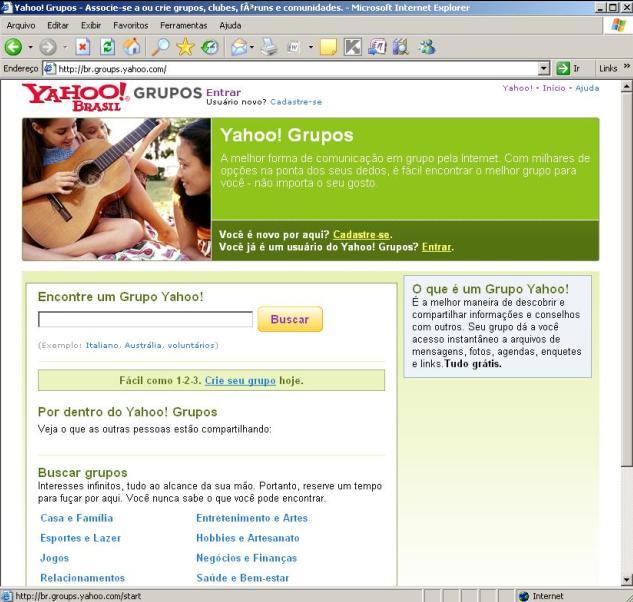 YahooGrupos