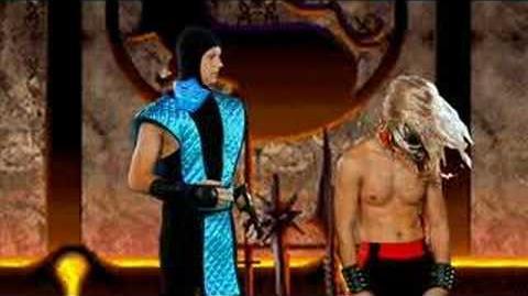 Mortal Kombat Finish Him! - Tato Salad