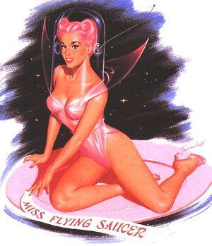 Alien Sex Goddess