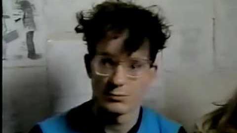 Mark Mothersbaugh at Subcon 1981 (82?)