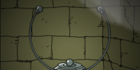 Second tomb