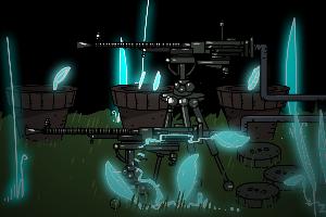 291 guns