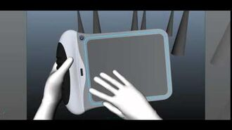 Player view pda first use 03