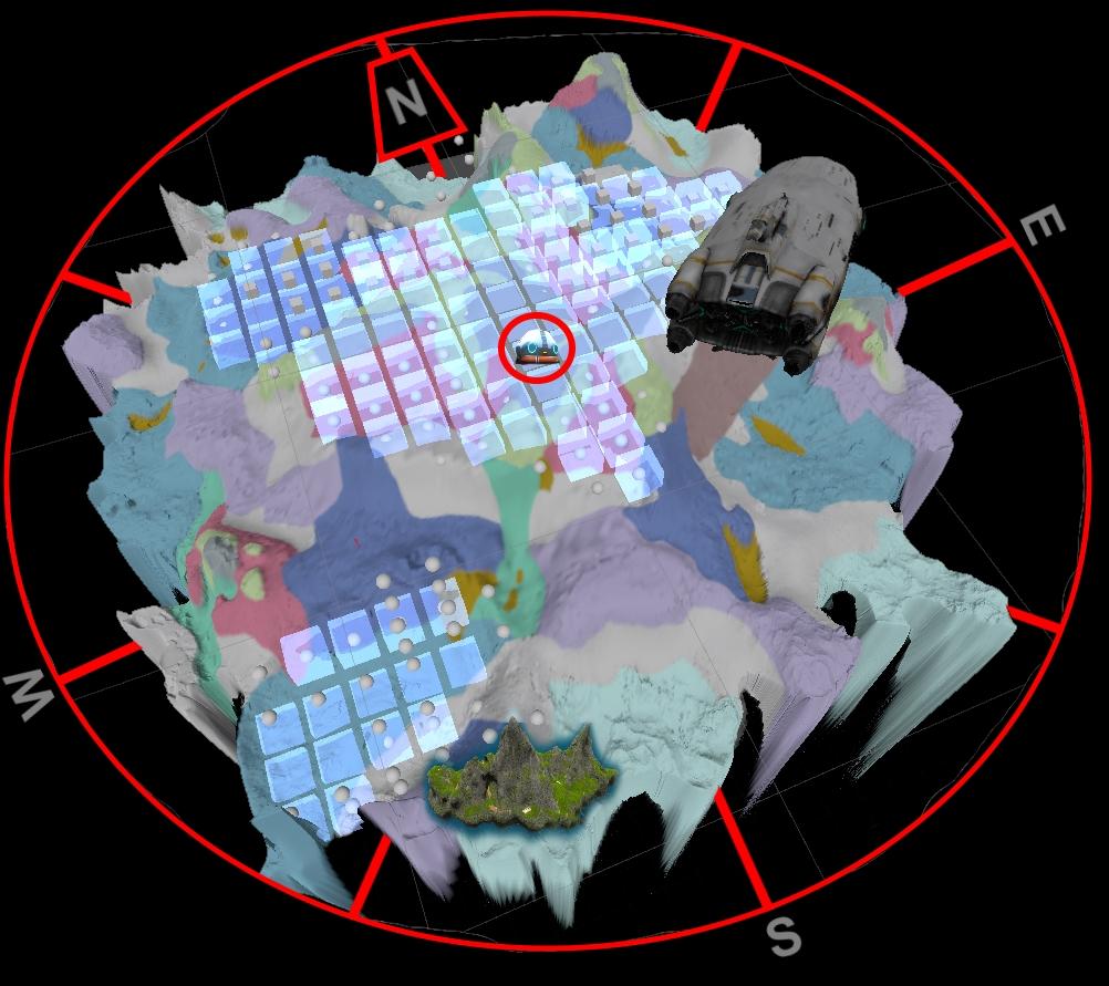 Image - Subnautica Map.jpg | Subnautica Wiki | Fandom powered by Wikia