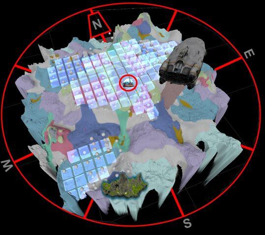 subnautica xbox one how to get coordinates
