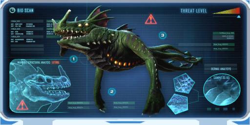Sea Dragon Data Bank Entry