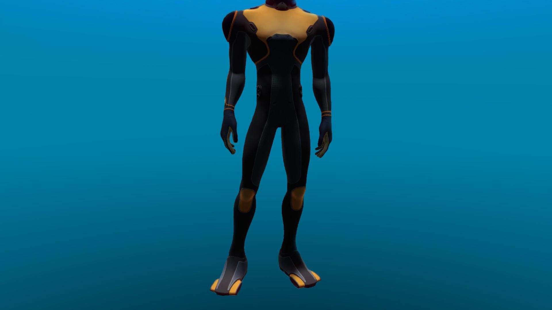 Dive Suit | Subnautica Wiki
