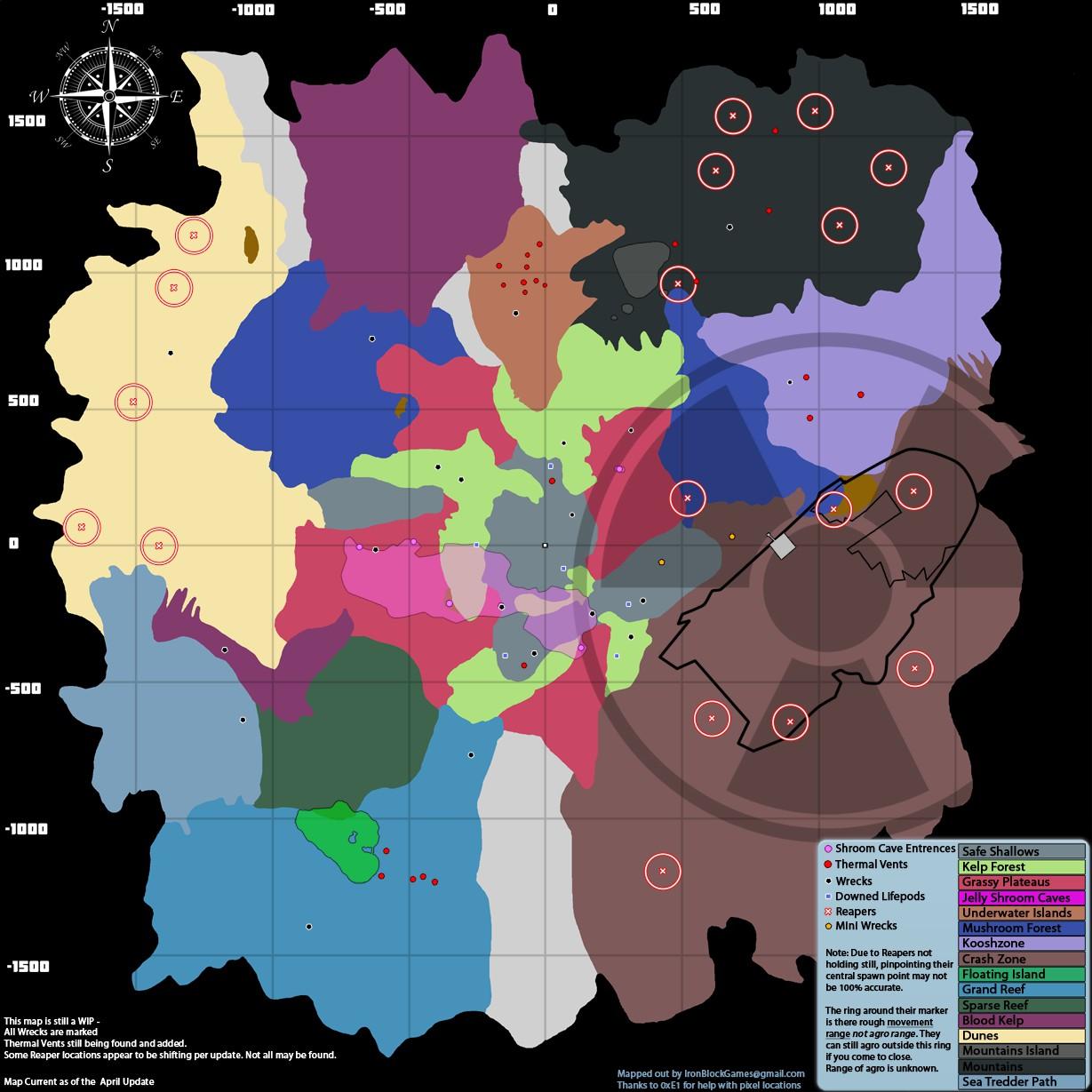 Biomes | Subnautica Wiki | Fandom powered by Wikia