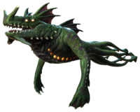 Sea Dragon Leviathan Fauna