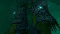 LRBF Ceiling Cave Entrance