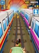 Subway surf Beijing one