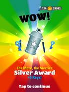 AwardSilver-TheMoreTheMerrier