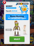 WordyWeekend-SelectingTagbot