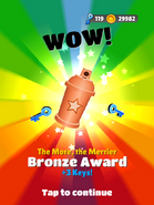 AwardBronze-TheMoreTheMerrier