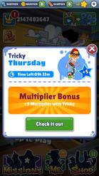 TrickyThursday