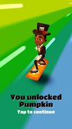 UnlockingPumpkin