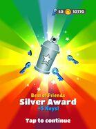 AwardSilver-BestofFriends