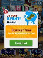 BouncerTryout