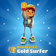 GoldSurferAwardPromo