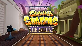 Subway Surfers World Tour - Los Angeles
