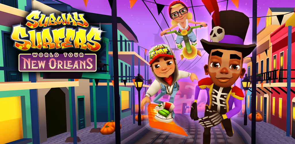 Subway Surfers World Tour: New Orleans | Subway Surfers Wiki | Fandom powered by Wikia