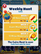 WeeklyHuntCairoComplete