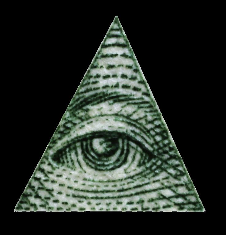 Resultado de imagen de Illuminati confirmed png