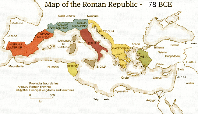 Late Roman Empire Map.Military Civil Administration Taxes Politics And Economics Of The