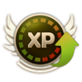 EXP Booster Icon