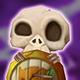 Skull Soldier (Wind) Icon