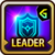 Leader Skill Defense (Mid) Guild Battles Icon
