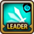 Leader Skill Attack Speed (Low) Water Icon